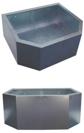 Horse Feeder Trough -  Horse Feed Bin