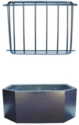Horse Feeder - Bin & Trough