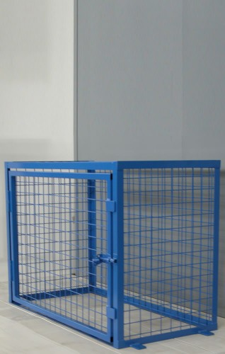 Secure Storage Cage Small