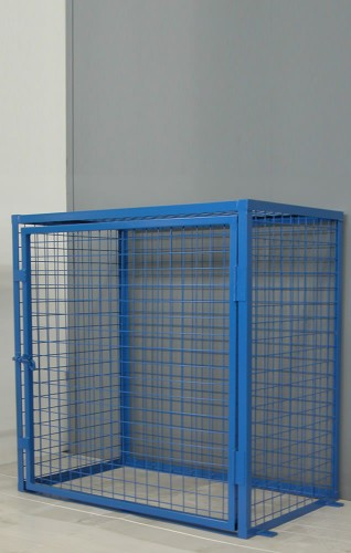 Secure Storage Cage Medium