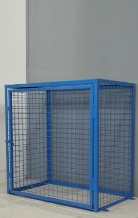 Secure Storage Cage Medium