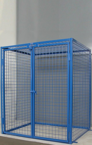 Secure Storage Cage Large